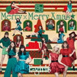 [CD] E-girls/Merry×Merry Xmas★(CD+DVD)