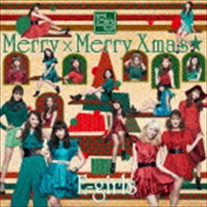 [CD] E-girls/Merry×Merry Xmas★(CD+DVD)