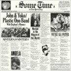 [CD] ジョン&ヨーコ/プラスティック・オノ・バンド/サムタイム・イン・ニューヨーク・シティ(初回限定盤/プラチナSHM)