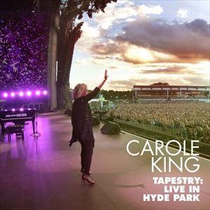輸入盤 CAROLE KING / TAPESTRY : LIVE AT HYDE PARK [CD+BLU-RAY]