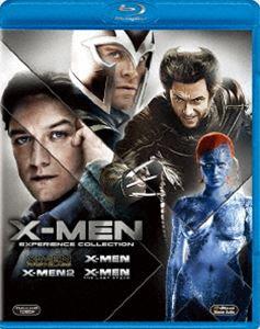 [Blu-ray] X-MEN ブルーレイBOX<4枚組> X-MEN:フューチャー&パスト 劇場公開記念〔初回生産...