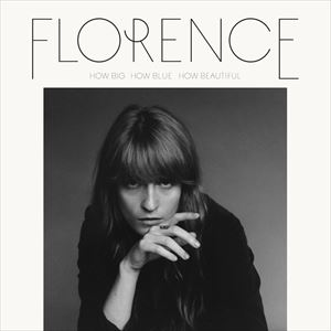 [CD]FLORENCE + THE MACHINE フローレンス+ザ・マシーン/HOW BIG HOW BLUE HOW BEAUTIFUL (...