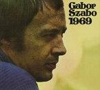 [CD]GABOR SZABO ガボール・ザボ/1969【輸入盤】
