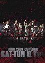 KAT-TUN/TOUR 2007 cartoon KAT-TUN II You(スタンダード・ジャケット)【通常盤】 [DVD]