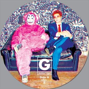輸入盤 GERARD WAY / HESITANT ALIEN (LTD) [LP]