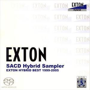 (オムニバス) EXTON ハイブリッド・ベスト 1999-2005 [CD]