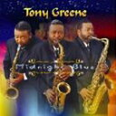 輸入盤 TONY GREENE / MIDNIGHT BLUE [CD]