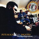 Pete Rock & CL Smooth|The Main Ingredientの商品画像