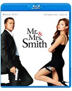 【25%OFF】[Blu-ray] Mr.&Mrs.スミス