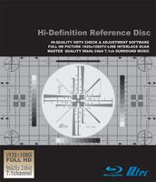 [Blu-ray] Hi-Definition Reference Disc