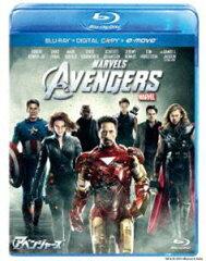 [Blu-ray] アベンジャーズ ブルーレイ(3枚組/デジタルコピー & e-move付き)