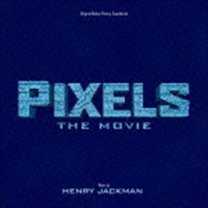 [CD] ヘンリー・ジャックマン(音楽)/オリジナル・サウンドトラック ピクセル