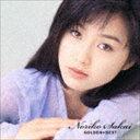 酒井法子 / ゴールデン☆ベスト(SHM-CD) [CD]