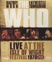 [Blu-ray] ザ・フー/ワイト島のザ・フー 1970<究極エディション>