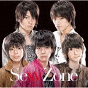 Sexy Zone / Sexy Zone(初回限定盤B/CD+DVD(Music Clip Close-up ver.収録)) [CD]