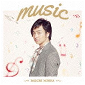 [CD] 三浦大知/music(Music Video盤/CD+DVD)