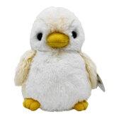 オーロラワールド パウダーキッズ ペンギン S イエロー (ぬいぐるみ)