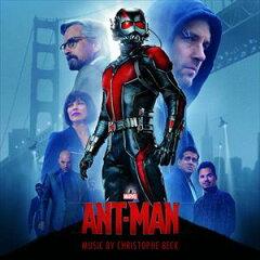 [CD]O.S.T. サウンドトラック/ANT-MAN【輸入盤】
