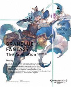 アニメ, その他 GRANBLUE FANTASY The Animation Season2 4 DVD