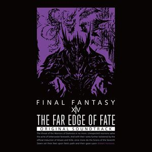 Blu-ray, その他 THE FAR EDGE OF FATE FINAL FANTASY XIV ORIGINAL SOUNDTRACKBlu-ray Disc Music