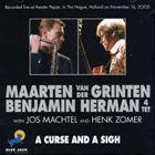 ジャズ, モダン  BENJAMIN HERMAN CURSE AND A SIGH CD