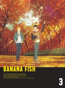 アニメ, その他 BANANA FISH Blu-ray Disc BOX 3 Blu-ray