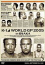 【25%OFF】[DVD] K-1 WORLD GP 2005 IN OSAKA