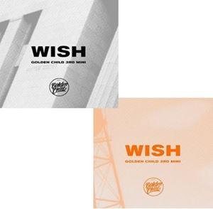 輸入盤 GOLDEN CHILD / 3RD MINI ALBUM : WISH [CD]