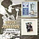 輸入盤 BRUCE JOHNSTON / SURFIN AROUND THE WORLD/GOING [2CD] - ぐるぐる王国DS 楽天市場店