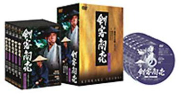 剣客商売 第5シリーズ DVD-BOX [DVD]