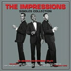 輸入盤 IMPRESSIONS / SINGLES COLLECTION [2CD]