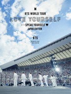 ミュージック, その他 BTS WORLD TOURLOVE YOURSELFSPEAK YOURSELF-JAPAN EDITION Blu-ray