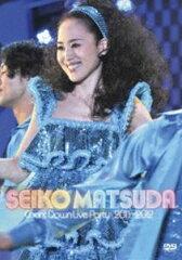 【27%OFF】[DVD] 松田聖子/Seiko Matsuda COUNT DOWN LIVE PARTY 2011-2012(初回限定盤)