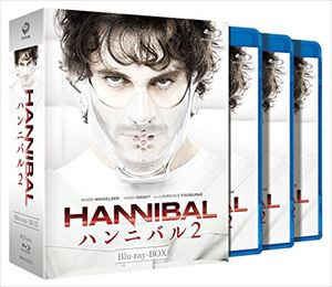 TVドラマ, その他 HANNIBAL2 Blu-ray BOX Blu-ray