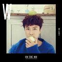 [CD]KIM DONG WAN キム・ドンワン/2ND MINI ALBUN : W【輸入盤】