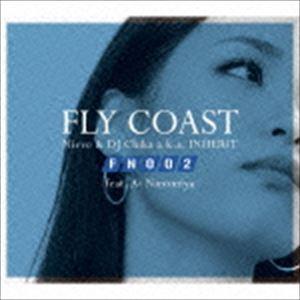 フライ・コースト feat.アイ・ニノミヤ / Flight Number 002 [CD]