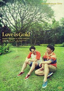 お笑い・バラエティー, その他 bananaman live Love is Gold DVD