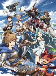 GRANBLUE FANTASY The Animation 5(完全生産限定版)