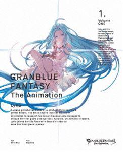 アニメ, TVアニメ GRANBLUE FANTASY The Animation 1 DVD