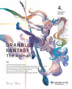 アニメ, TVアニメ GRANBLUE FANTASY The Animation 4 DVD