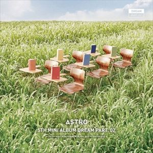 ロック・ポップス, その他  ASTRO 5TH MINI ALBUM DREAM PART.02 WIND VER. CD