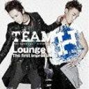 【20%OFF】★【初回予約のみ】告知ポスター付き! 外付け[CD](初回仕様) TEAM H/LoungeH The f...