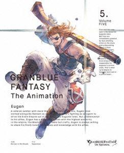 アニメ, TVアニメ GRANBLUE FANTASY The Animation 5 DVD