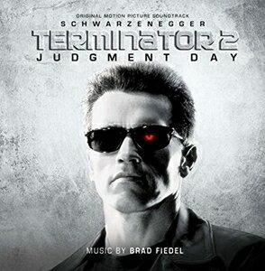 輸入盤 O.S.T. / TERMINATOR 2 : JUDGMENT DAY [CD]