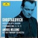アンドリス・ネルソンス(cond) / ショスタコーヴィチ:交響曲第5番・第8番&第9番 ≪ハムレット≫組曲(抜粋)(SHM-CD) [CD]