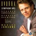 マリス・ヤンソンス(cond) / ドヴォルザーク:交響曲 第5番 序曲「オセロ」/スケルツォ・カプリチオーソ [CD]