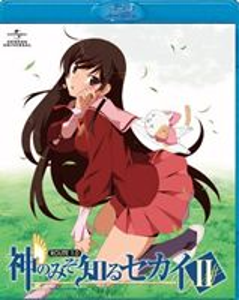 產品詳細資料,日本Yahoo代標|日本代購|日本批發-ibuy99|CD、DVD|Blu-ray|日本動漫|神のみぞ知るセカイII ROUTE 1.0(通常版) [Blu-ray]