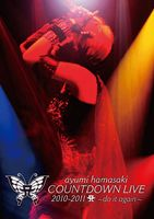 【27%OFF】[DVD] 浜崎あゆみ/ayumi hamasaki COUNTDOWN LIVE 2010-2011 A ~do it again~