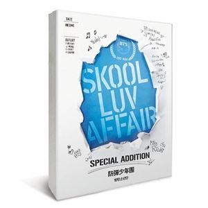 CD, 韓国(K-POP)・アジア  BTS 2ND MINI ALBUM SKOOL LUV AFFAIR REISSUE CD2DVD
