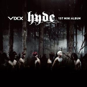 輸入盤 VIXX / 1ST MINI ALBUM : HYDE [CD]